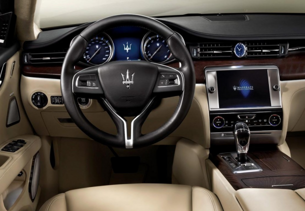 Maserati Quattroporte, service chauffeur, hire , rent , location , alquiler , aluguel, Paris Luxury Car 8