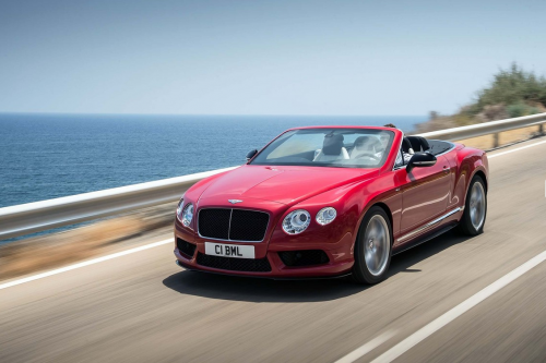 LOUER BENTLEY CONTINENTAL GTC