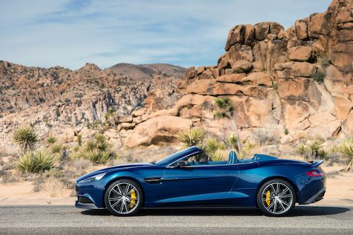 Hire Aston Martin Rent A Aston Martin Info And Rates - Aston martin vanquish rental