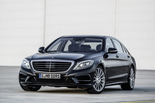 HIRE MERCEDES S 500 L CLASS - RENT WITH CHAUFFEUR