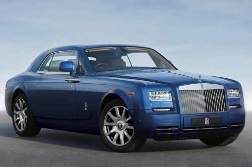 HIRE ROLLS ROYCE PHANTOM COUPE