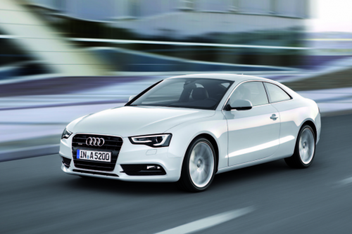 HIRE AUDI A5 COUPE
