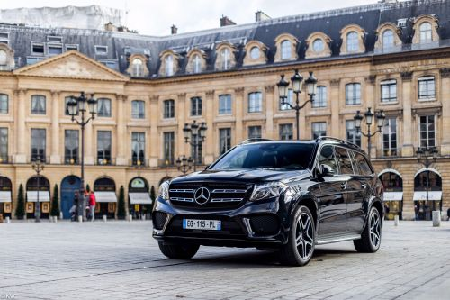 HIER MERCEDES GLS 350 CLASS -  RENT WITH CHAUFFEUR