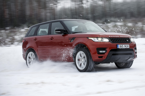 HIRE RANGE ROVER SPORT SUPERCHARGED