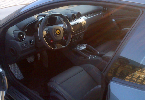 FERRARI FF  hire , rent , location , alquiler , aluguel with ParisLuxuryCar