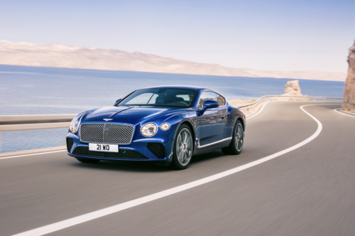 LOUER BENTLEY GT FIRST EDITION
