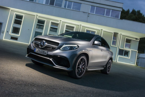HIRE MERCEDES GLE COUPE CLASS