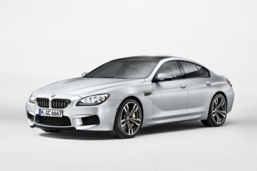 HIRE BMW M6 GRAN COUPE