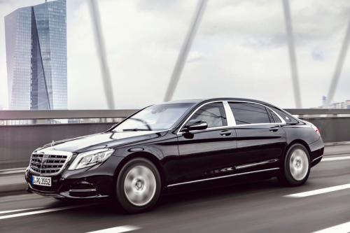 HIRE MERCEDES S 600 MAYBACH CLASS - RENT WITH CHAUFFEUR