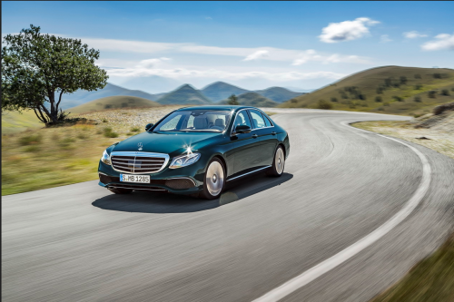 HIRE MERCEDES E CLASS - HIRE WITH CHAUFFEUR