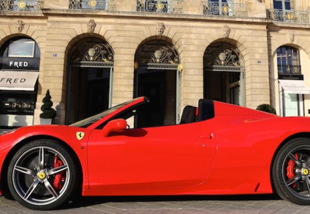 FERRARI 458 SPECIALE APERTA  hire , rent , location , alquiler , aluguel with ParisLuxuryCar
