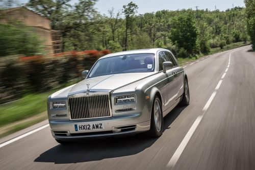 HIRE ROLLS ROYCE PHANTOM SERIE II