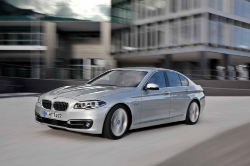 HIRE BMW 5 SERIES
