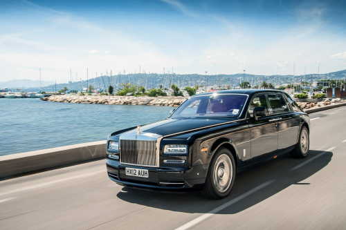 HIRE ROLLS ROYCE PHANTOM LONG