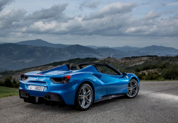 Ferrari 488 spider, hire , rent , location , alquiler , aluguel, Paris Luxury Car, parisluxurycar 2