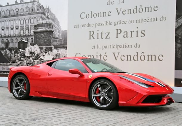 FERRARI 458 SPECIALE  hire , rent , location , alquiler , aluguel with ParisLuxuryCar