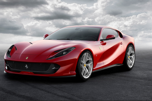 RENT FERRARI 812 SUPERFAST