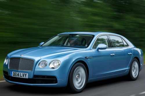 LOUER BENTLEY FLYING SPUR